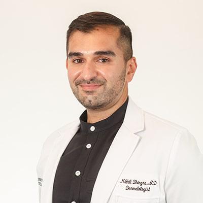 Nikhil Dhingra MD Spring Street Dermatology board-certified plastic surgeon