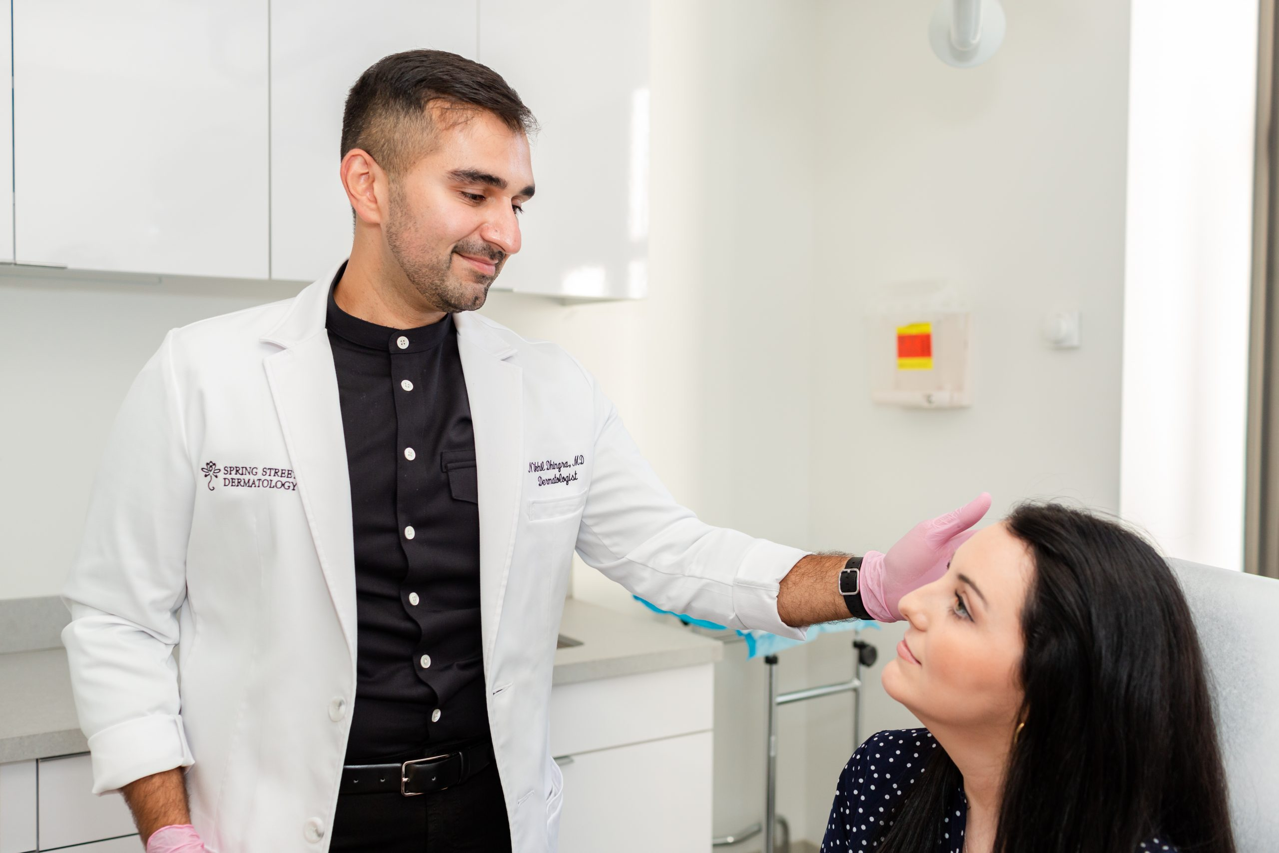 Ringworm consultation in New York City with Dr. Dhingra