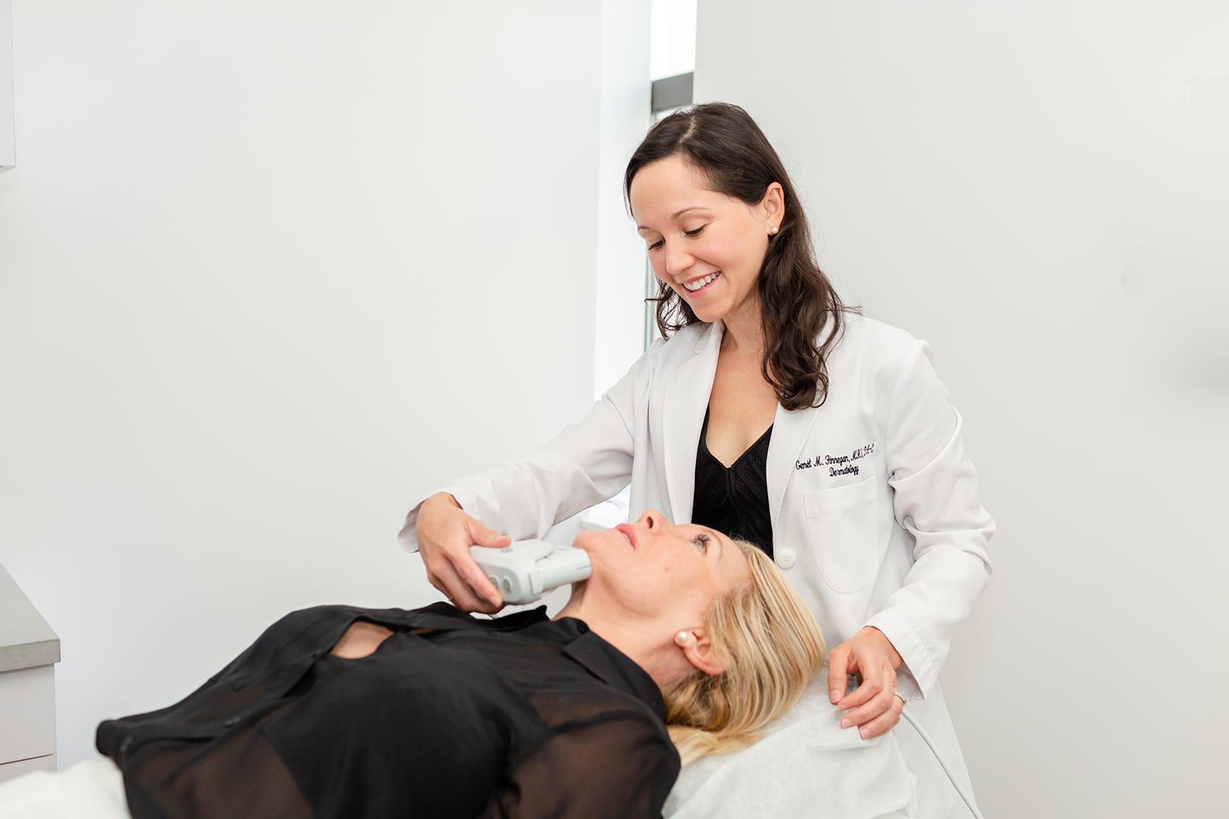 skin tightening treatment in new york city